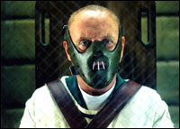 Anthony Hopkins As Hannibal